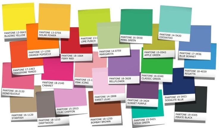 Lo que influye el color en el diseño de las marcas