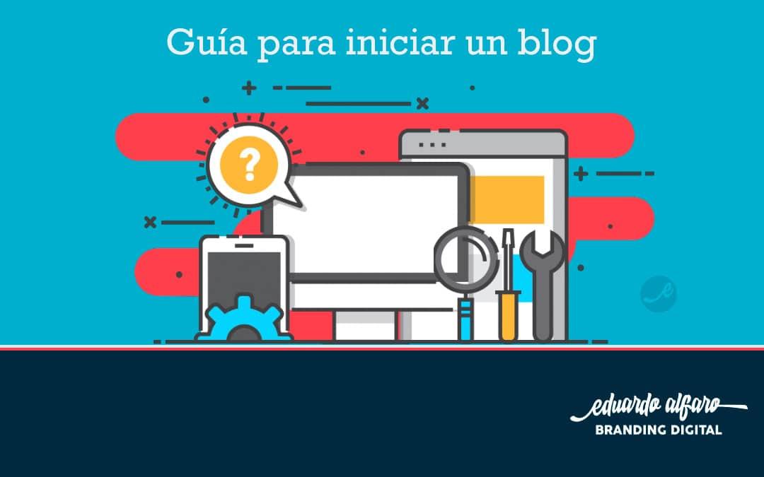Guía para iniciar un blog WordPress con éxito