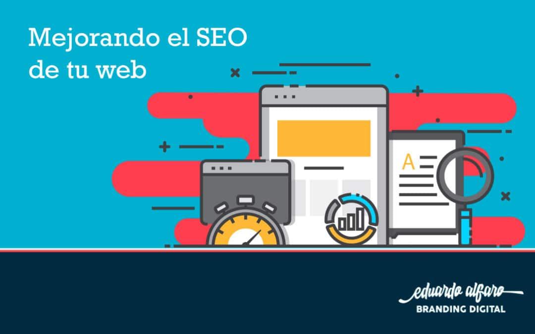 Mejora el SEO de tu página web